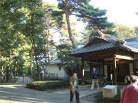 小金井「江戸東京たてもの園」へ行く。 _f0232060_18572596.jpg