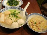 三宿「香港麺 新記」へ行く。 _f0232060_19141493.jpg