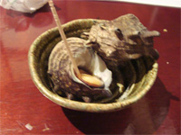 高円寺「焼貝 あぶさん」へ行く。_f0232060_1935598.jpg