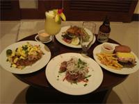 セブ島へ行く。⑤ ~Pulchraでの食事 夕食&夜食編~_f0232060_21345957.jpg