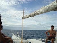 セブ島へ行く。⑩ ~海の孤島でシュノーケリング 前編~_f0232060_21475273.jpg