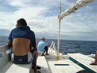 セブ島へ行く。⑩ ~海の孤島でシュノーケリング 前編~_f0232060_2148062.jpg