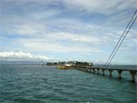 セブ島へ行く。⑩ ~海の孤島でシュノーケリング 前編~_f0232060_2148279.jpg