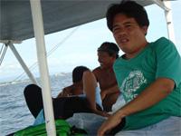 セブ島へ行く。⑩ ~海の孤島でシュノーケリング 前編~_f0232060_2148850.jpg