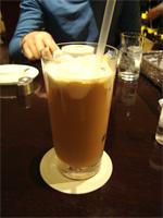 新宿「KIHACHI カフェ」に行く。 _f0232060_2231569.jpg