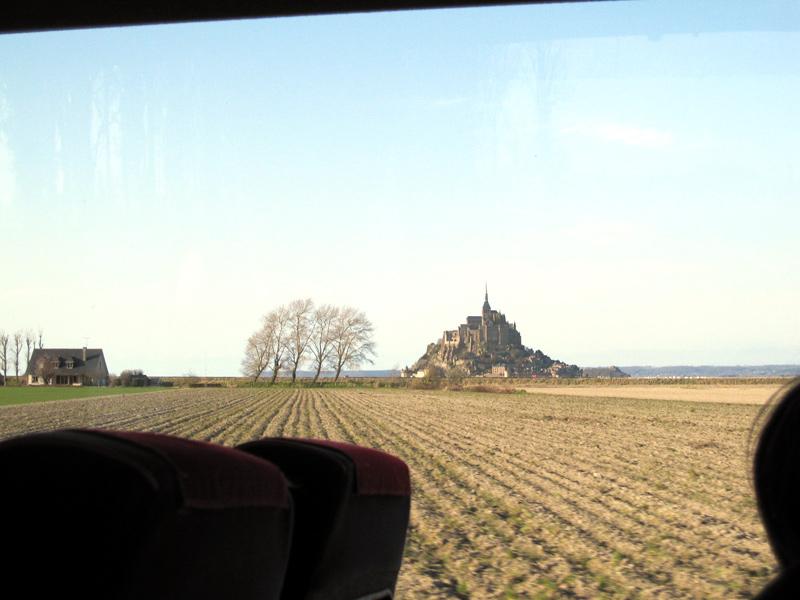 フランスへGO♪♪^^♪♪ 〜憧れのモンサンミッシェルへ♡〜_f0119369_1539418.jpg