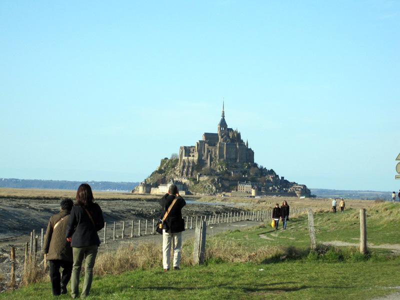 フランスへGO♪♪^^♪♪ 〜憧れのモンサンミッシェルへ♡〜_f0119369_15544026.jpg