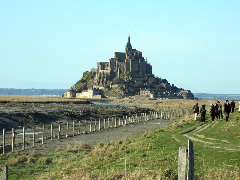 フランスへGO♪♪^^♪♪ 〜憧れのモンサンミッシェルへ♡〜_f0119369_1556151.jpg