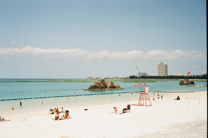 Araha Beach #6_e0174281_00186.jpg