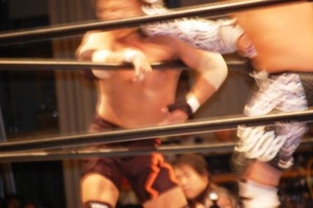 4・29全日本プロレス観戦記 小島聡VS太陽ケア_b0082484_21443340.jpg