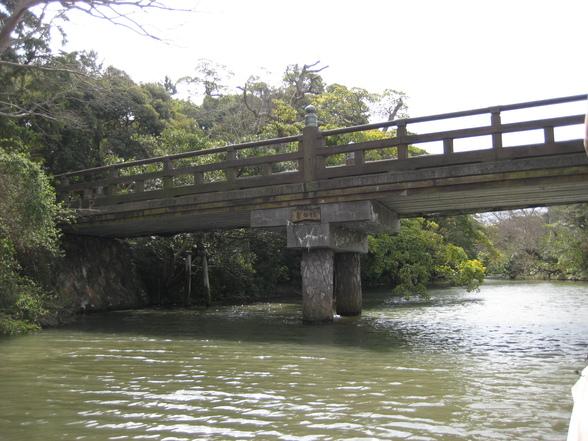 城下町を歩く(4)松江城堀川めぐり_c0013687_15532510.jpg