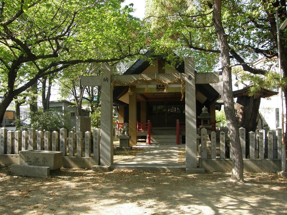 神社を訊ねて その21   神崎須佐男神社          尼崎市神埼_c0118393_10471231.jpg