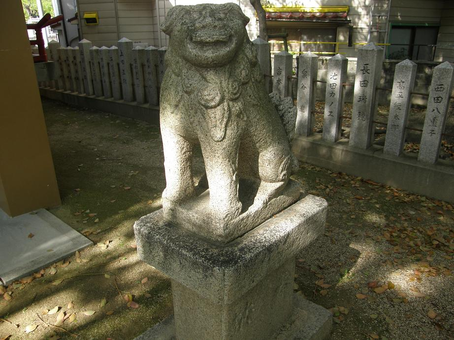 神社を訊ねて その21   神崎須佐男神社          尼崎市神埼_c0118393_11131034.jpg