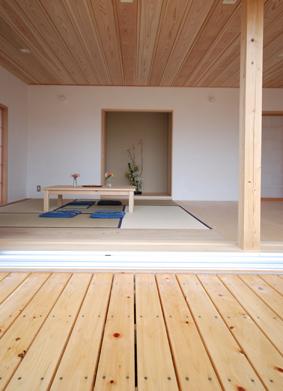 「循環の家」の床の間_c0195909_93341.jpg