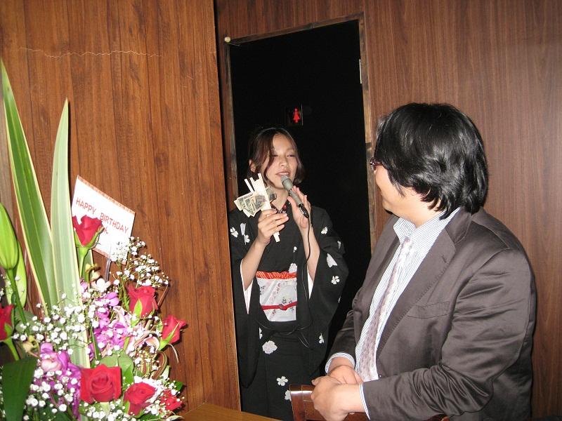 【画像】神在バースデー29@高庵TOKYO 初日編_a0019032_2585445.jpg
