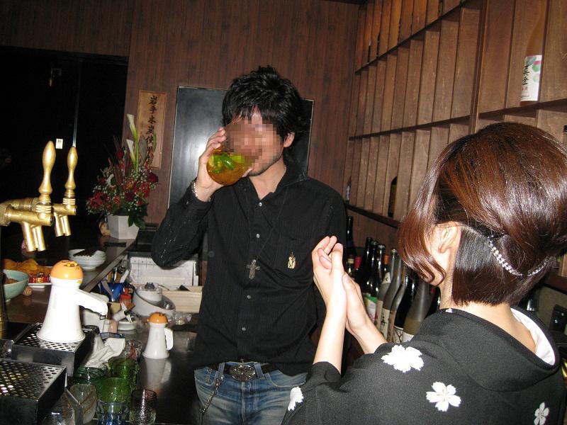 【画像】神在バースデー29@高庵TOKYO 初日編_a0019032_335768.jpg