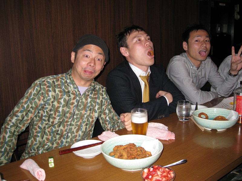 【画像】神在バースデー29@高庵TOKYO 初日編_a0019032_38064.jpg
