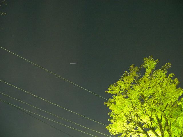 2010年4月30日の国際宇宙ステーション通過_e0089232_2213762.jpg