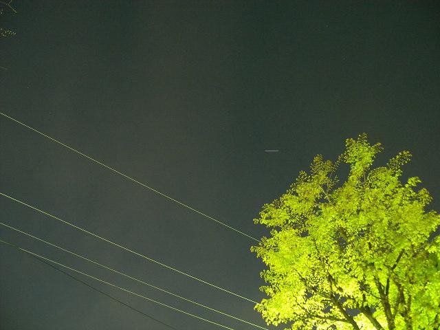 2010年4月30日の国際宇宙ステーション通過_e0089232_2215086.jpg