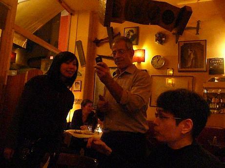 パリからの訪問者_f0152733_176341.jpg