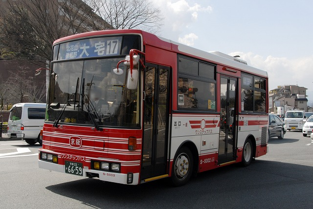 京阪バス~7m車~_a0164734_0174378.jpg