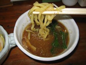 ら25/'10 (初)『つけ麺 篤』@水戸_a0139242_19181215.jpg
