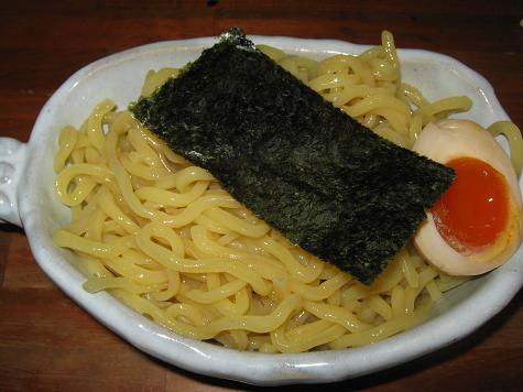 ら25/'10 (初)『つけ麺 篤』@水戸_a0139242_1972750.jpg