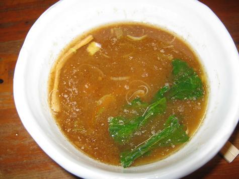 ら25/'10 (初)『つけ麺 篤』@水戸_a0139242_1974033.jpg