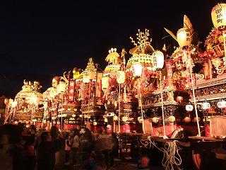 2010年 石動曳山祭り_c0208355_1910433.jpg