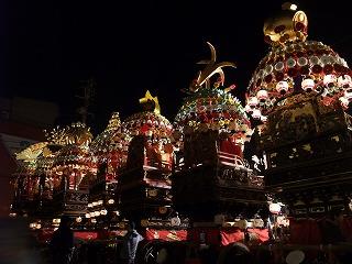 2010年 石動曳山祭り_c0208355_1915337.jpg