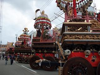 2010年 石動曳山祭り_c0208355_1964037.jpg