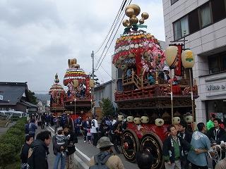 2010年 石動曳山祭り_c0208355_1965382.jpg