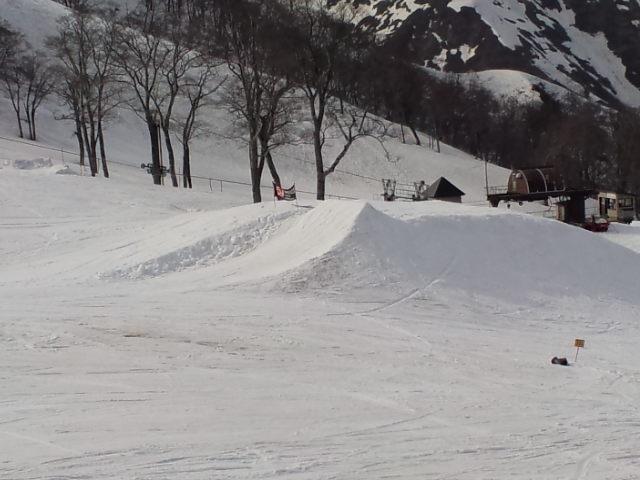谷川岳天神平スキー場_c0151965_10453352.jpg