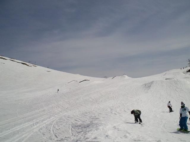 谷川岳天神平スキー場_c0151965_10461229.jpg