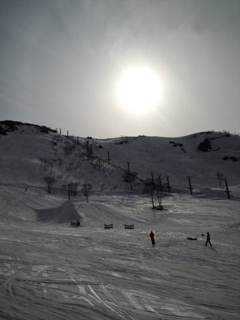 谷川岳天神平スキー場_c0151965_10465257.jpg