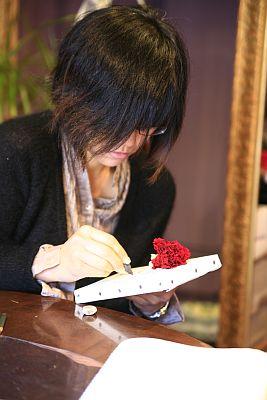 伊勢丹新宿店にて、マミ山本の母の日特別ショップオープン!_c0072971_14404376.jpg