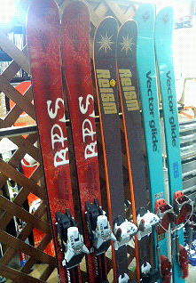 スキーもバラエティ豊かになりました。_c0108174_2235877.jpg