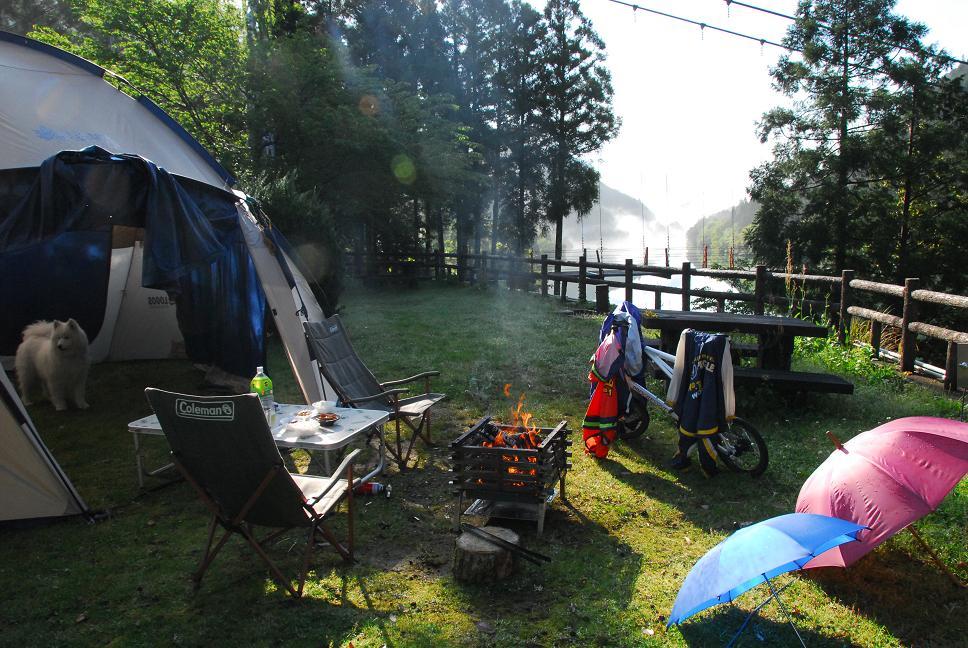 行ってきました! おくとろ公園キャンプ場 part3_a0049296_7222865.jpg