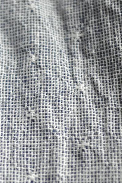NATIC/ナティック コットンリネンドビーシャツ