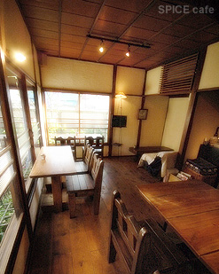 Spice Cafe@押上_c0161724_1492060.jpg