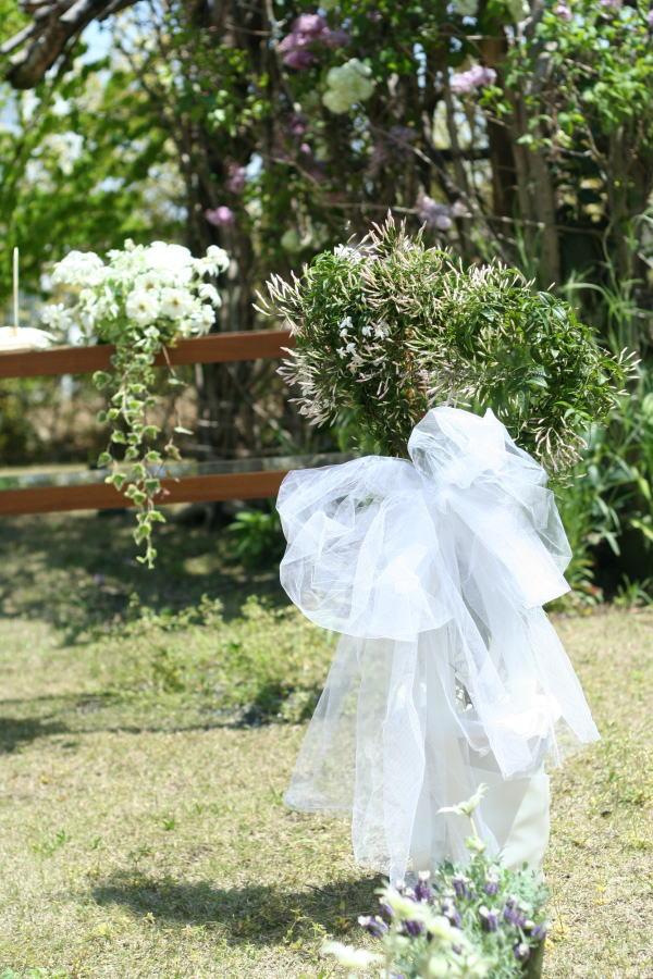 5月 ガーデンウエディング アスタナガーデン様へ_a0042928_2033791.jpg