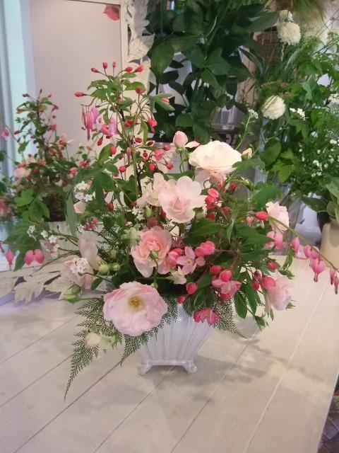 オークリーフ花の教室(メイガーデンアレンジメント)_f0049672_931132.jpg