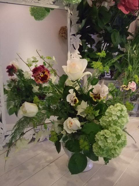 オークリーフ花の教室(メイガーデンアレンジメント)_f0049672_935552.jpg
