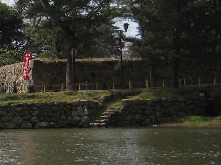 城下町を歩く(4)松江城堀川めぐり_c0013687_5565464.jpg
