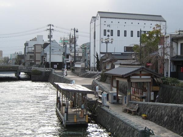 城下町を歩く(4)松江城堀川めぐり_c0013687_635955.jpg