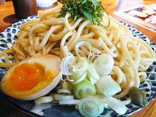 神楽(からく)@学園 ★ (神楽特製つけ麺)_f0080612_02399.jpg