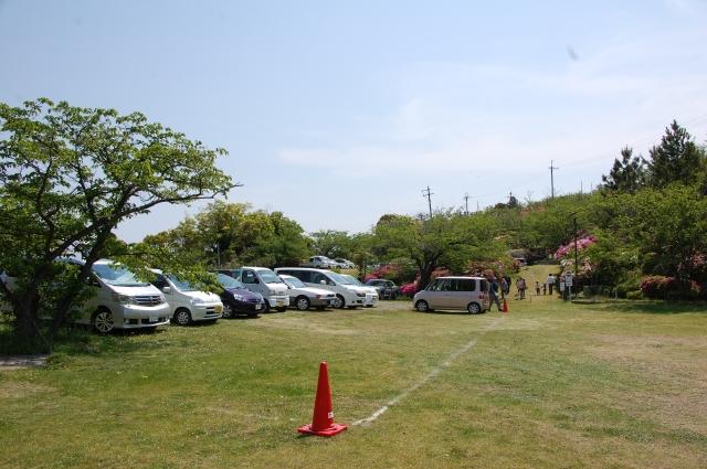 第2回つつじ祭り in  岬町淡輪「あたご山」_c0108460_1536472.jpg
