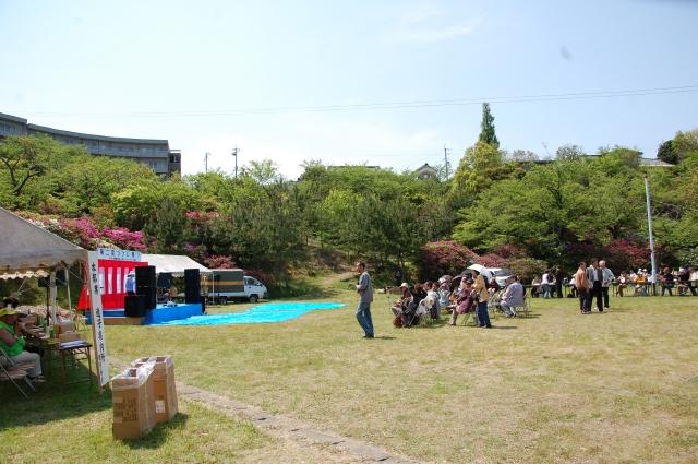 第2回つつじ祭り in  岬町淡輪「あたご山」_c0108460_15385880.jpg