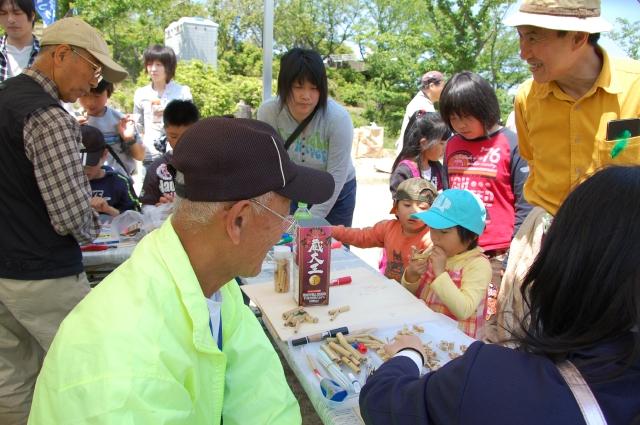 第2回つつじ祭り in  岬町淡輪「あたご山」_c0108460_1543471.jpg