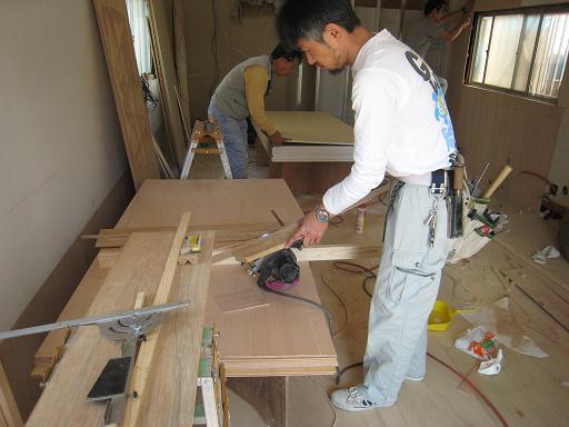 事務所の修理 4_f0205367_18243655.jpg